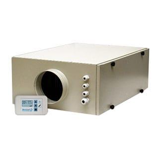 Приточные установки с электрическим калорифером