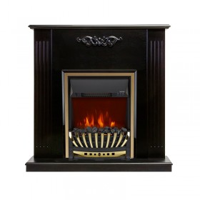 Каминокомплект Lumsden Венге с очагом Royal Flame Aspen Gold