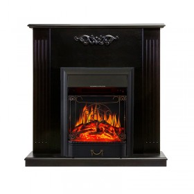 Каминокомплект Lumsden Венге с очагом Royal Flame Majestic FX Black