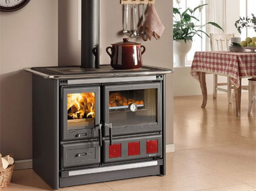 La nordica termorosa xxl ready d s a 2 0 - Stufe a legna per riscaldamento ...